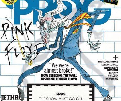 prog magazine cover featured